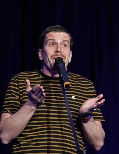 Pavel Tomeš - Special stand-up show, Lucerna