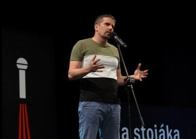 Pavel Tomeš - Na stojáka, Švandovo divadlo