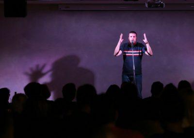 Pavel Tomeš - Stand-up jako Brno, Žďár nad Sázavou