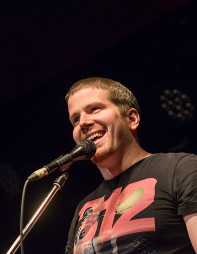 Pavel Tomeš - Stand-up jako Brno, Brno